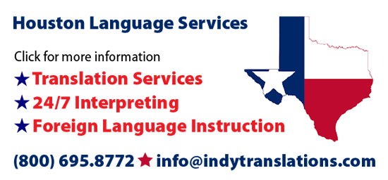 Houston Texas Interpretation Services