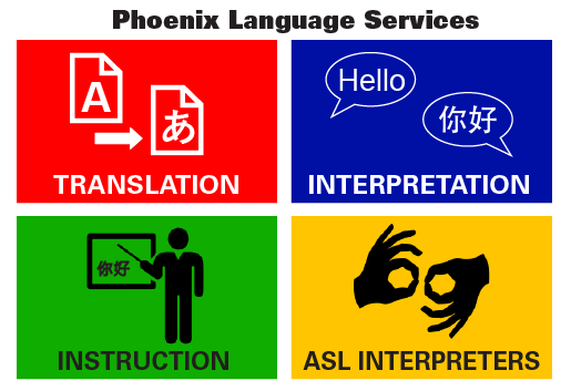 Phoenix Translators and Interpreters