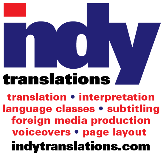 Indy Translations provides translation, interpretation and language classes in Indianapolis, Indiana and West Palm Beach, Florida
